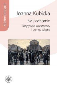 Na przełomie - Joanna Kubicka - ebook