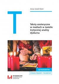 Teksty ezoteryczne w mediach w świetle krytycznej analizy... - ebook