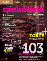 Kuchnia. Kolekcja dla smakoszy 4/2017 Czekolada - Opracowanie zbiorowe - eprasa