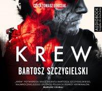 Krew - Bartosz Szczygielski - audiobook