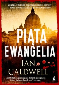 Piąta ewangelia - Ian Caldwell - ebook