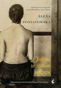 Jedyna w swoim rodzaju - Elena Poniatowska - ebook