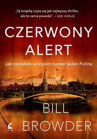 Czerwony alert - Bill Browder - ebook