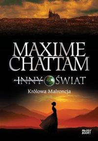 Królowa Malroncja - Maxime Chattam - ebook