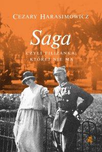 Saga, czyli filiżanka, której nie ma - Cezary Harasimowicz - ebook