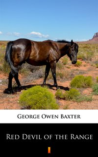 Red Devil of the Range - George Owen Baxter - ebook