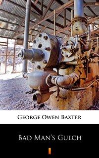 Bad Man's Gulch - George Owen Baxter - ebook