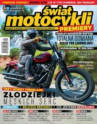 Świat Motocykli 12/2017 - Opracowanie zbiorowe - eprasa