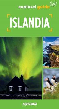 Islandia light: przewodnik - Justyna Bajer - ebook
