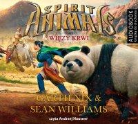 Spirit Animals. Tom 3. Więzy krwi - Garth Nix - audiobook