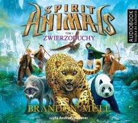 Spirit Animals. Tom 1. Zwierzoduchy - Brandon Mull - audiobook