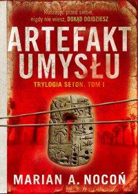 Artefakt umysłu - Marian A. Nocoń - ebook