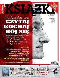 Książki. Magazyn do czytania 4/2017