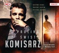Komisarz - Paulina Świst - audiobook