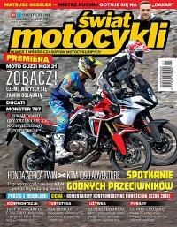 Świat Motocykli 1/2018 - Opracowanie zbiorowe - eprasa