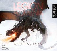 Legion płomienia - Anthony Ryan - audiobook