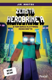 Zemsta Herobrine'a - Jim Anotsu - ebook