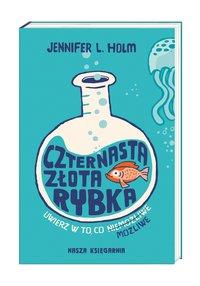 Czternasta złota rybka - Jennifer L. Holm - ebook