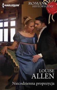 Niecodzienna propozycja - Louise Allen - ebook