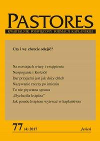 Pastores 77 (4) 2017 - Opracowanie zbiorowe - eprasa