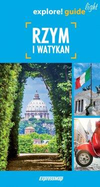 Rzym i Watykan light: przewodnik - Kamila Kowalska - ebook