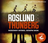 Rodzinny interes. Ostatni skok - Anders Roslund - audiobook
