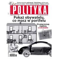 AudioPolityka Nr 46 z 15 listopada 2017 roku