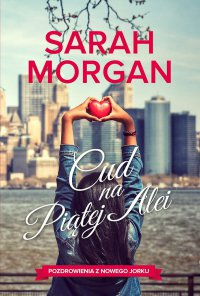 Cud na Piątej Alei - Sarah Morgan - ebook