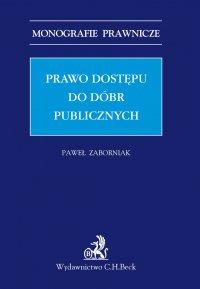 Prawo dostępu do dóbr publicznych