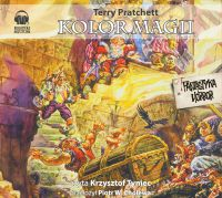 Kolor magii - Terry Pratchett - audiobook