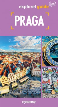 Praga light: przewodnik - ebook