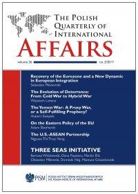 The Polish Quarterly of International Affairs, no 2/2017