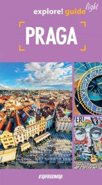 Praga light: przewodnik - Katarzyna Byrtek - ebook