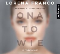 audiobook Ona to wie Lorenca Franco