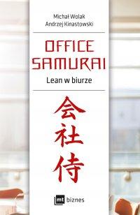 Office Samurai: Lean w biurze - Michał Wolak - ebook