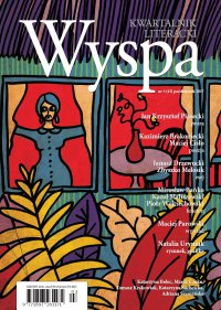 WYSPA Kwartalnik Literacki - nr 3/2017
