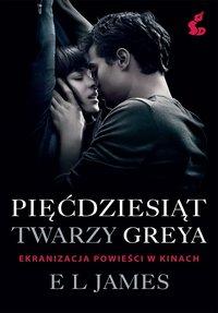 Pięćdziesiąt twarzy Greya - E L James - ebook