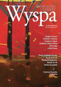 WYSPA Kwartalnik Literacki nr 4/2017 - Suplement