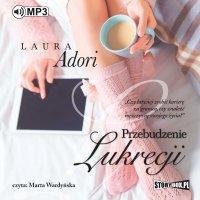 Przebudzenie Lukrecji - Laura Adori - audiobook