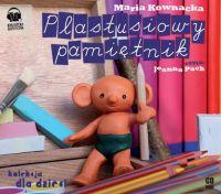 Plastusiowy pamiętnik - Maria Kownacka - audiobook