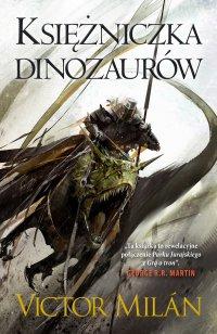 Księżniczka dinozaurów - Victor Milan - ebook