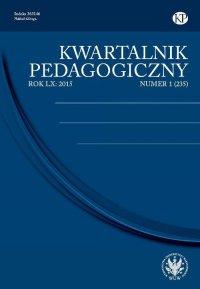 Kwartalnik Pedagogiczny 2015/1 (235)