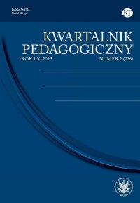 Kwartalnik Pedagogiczny 2015/2 (236)