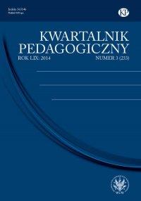 Kwartalnik Pedagogiczny 2014/3 (233)