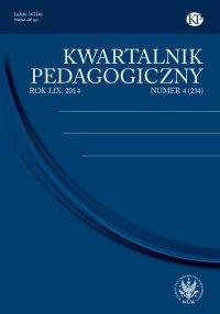 Kwartalnik Pedagogiczny 2014/4 (234)