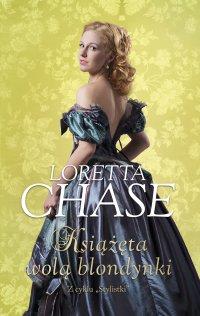 Książęta wolą blondynki - Loretta Chase - ebook