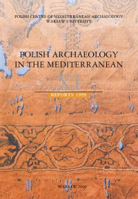 Polish Archaeology in the Mediterranean 11