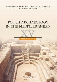 Polish Archaeology in the Mediterranean 15