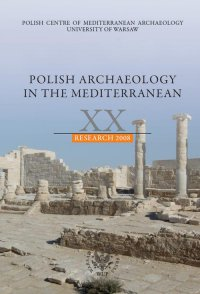 Polish Archaeology in the Mediterranean 20