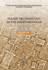Polish Archaeology in the Mediterranean 19